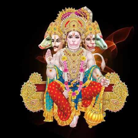 Sankatmochan Hanuman Ashtak Lyrics