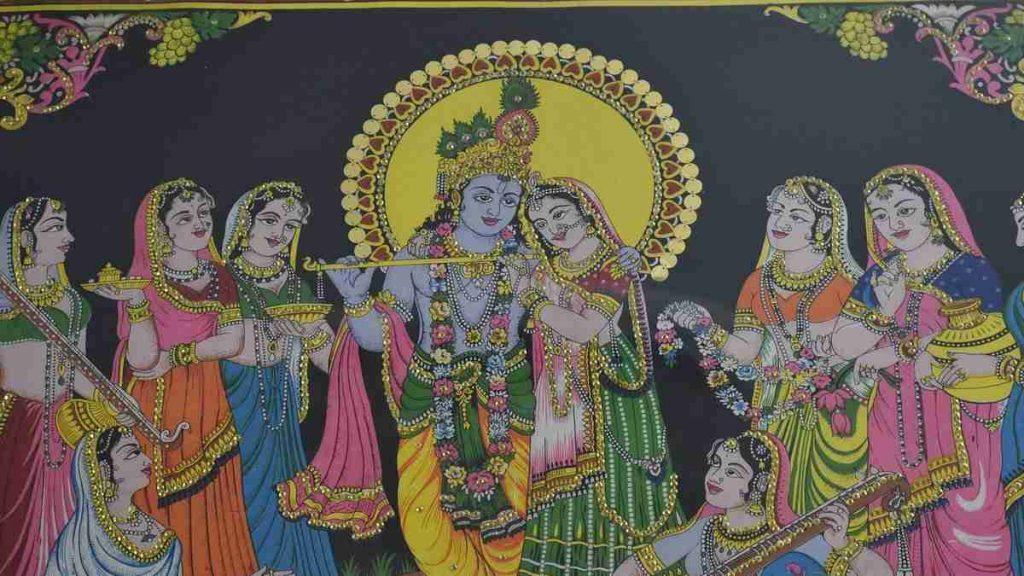 Shree Radha Rani Chalisa